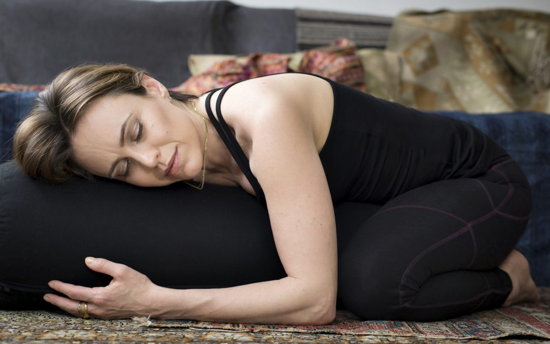 How did you sleep? Yoga for better rest – part 1